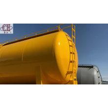 Semirremolque cisterna de aceite de 3 ejes