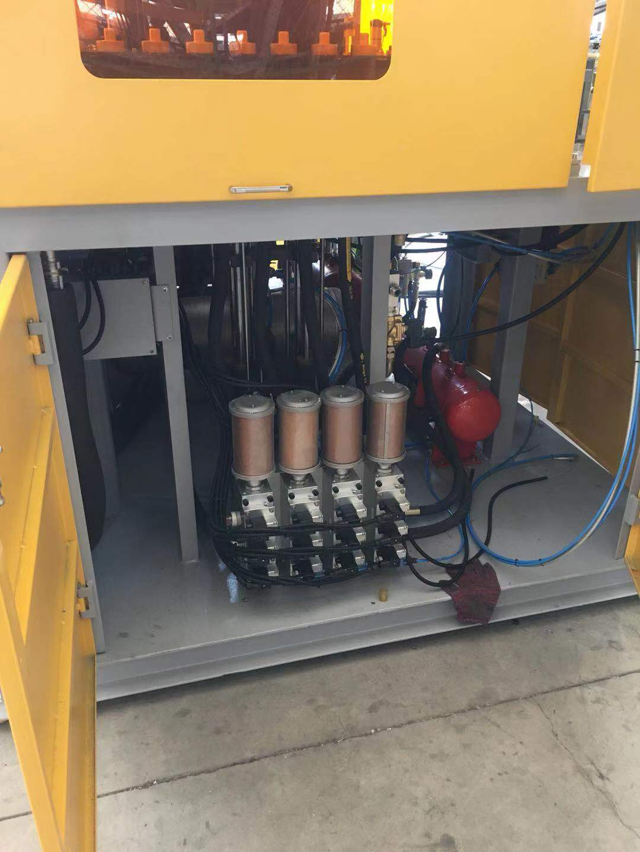 PET Bottle Blow Molding Machine