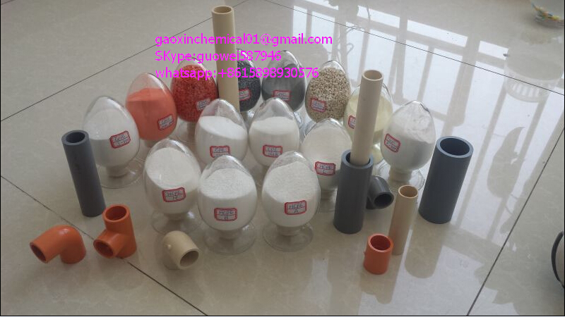 Chlorinated PVC Resin Pipe Grade