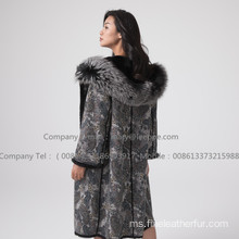 Lady Mink Fur Coat balik