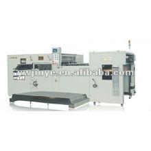 МОЕГО-800 Автоматические биговально & штамповать машина