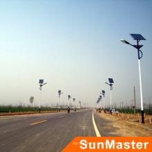 Solar photovoltaische Produkt 5 Jahre Garantie 50W solarbetriebene Straßenlaterne