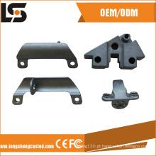 ISO2008-9001 certificadas morrem peças sobresselentes da motocicleta do alumínio de carcaça