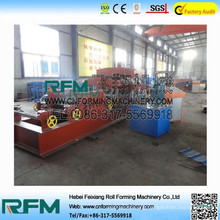 FX hydraulic w beam highway guardrail roll making machine