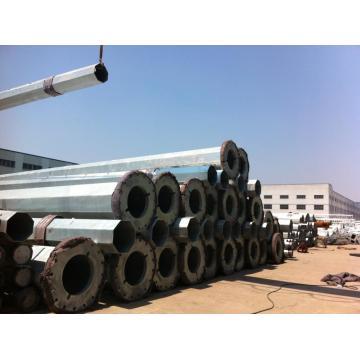 115kV Electric Power Steel Pole