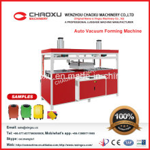 Suitcase Beauty Case Vacuum Forming Machine in Production Line
