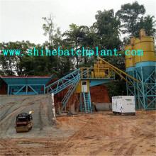 50 New Mobile Concrete Batch Plant