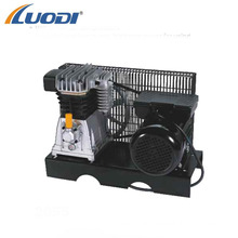 3hp belt driven air compressor pump and motor