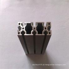 Perfis de alumínio oco de extrusão Fabricação na China