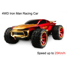 4WD R / C Marvel Los Vengadores Super Iron Man Racing modelo de coche RC