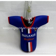Smart Custom Single Neoprene Bottle Cooler, Neoprene Beer Holder