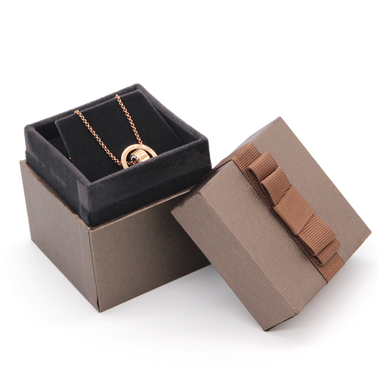 Wholesale Jewelry Boxes Sets Bracelet Paper Gift Box 5
