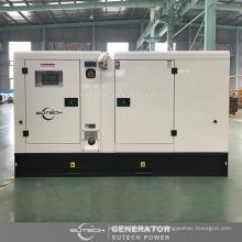 Generador diésel nieto súper silencioso de 75 kva con motor CUMMINS