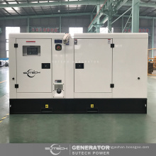 75 kva super silent denyo diesel generator powered by Cummins engine