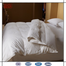 Microfiber Filling Económica Hotel de 3 Estrellas Edredones Usados White Bed Comforter Set