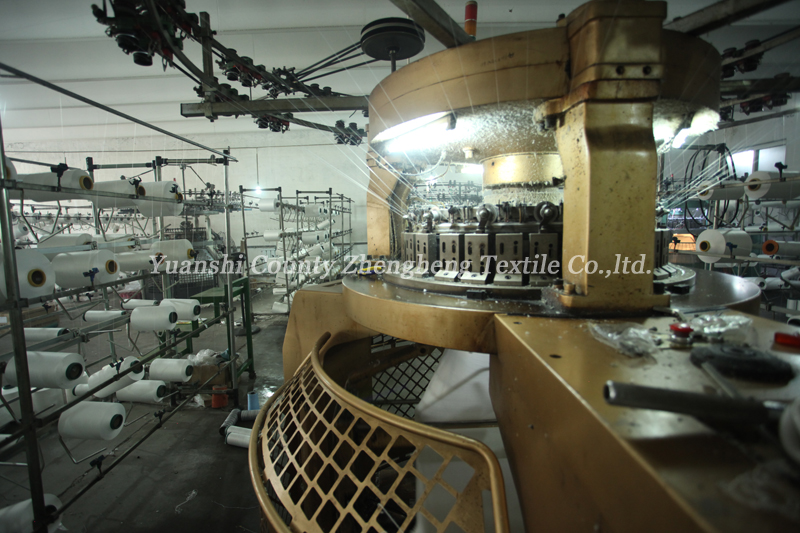 Weft Knitting Microfiber Machine-003
