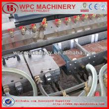 Holz-Kunststoff-Wpc-Decking / Zaun / Wand-Panel-Fertigungsmaschine Wpc-Maschine