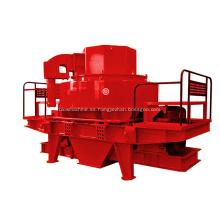 Máquina vertical de la trituradora de impacto para la planta de fabricación de arena