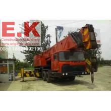 100ton Grue hydraulique mobile Lokomo d'occasion (AS100)