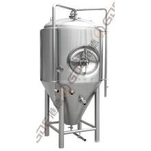 300 L Beer Fermenter For Fermenting , Beer Fermentation Tanks