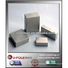 Sintered Neodymium N42 Block Magnet