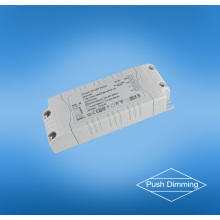 20w empuje conductor led dimmable