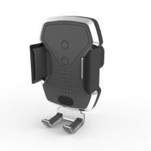 Soporte para teléfono de coche con sensor automático e inalámbrico