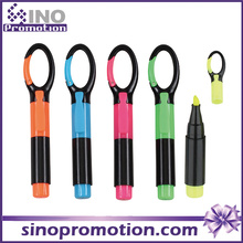 Mini Highlighter Key Chain Marker Pen Promotional Marker Pen