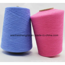 Moisture Wicking and Functional Polyester Filament Linen Blended Yarn