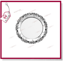 Plaque ovale en métal 10′′ par Mejorsub