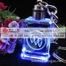 customize Guangzhou crystal key chain