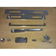Eletro-plating die cast mold for aluminum parts