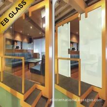 China switchable pdlc smart film/EB GLASS BRAND