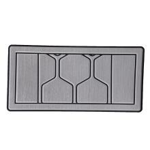 hot selling custom shape and size H shape sheet boat  flooring carpet synthetic eva foam marine deck