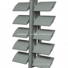 Architectural Adjustable Aluminium Solar Shade