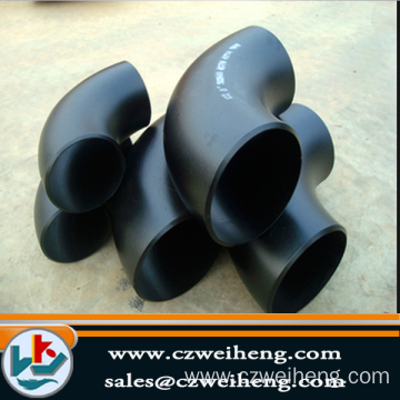 carbon steel material a234 wpb Elbow