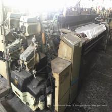 Segunda mão 4 cores Picanol Omini Plus máquina de tecelagem de jato de ar