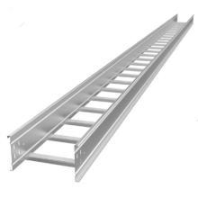 Outdoor hanging Alloy aluminum ladder cable tray