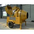 Mini Self Loading Diesel Mobile Concrete Mixer (JZR500)