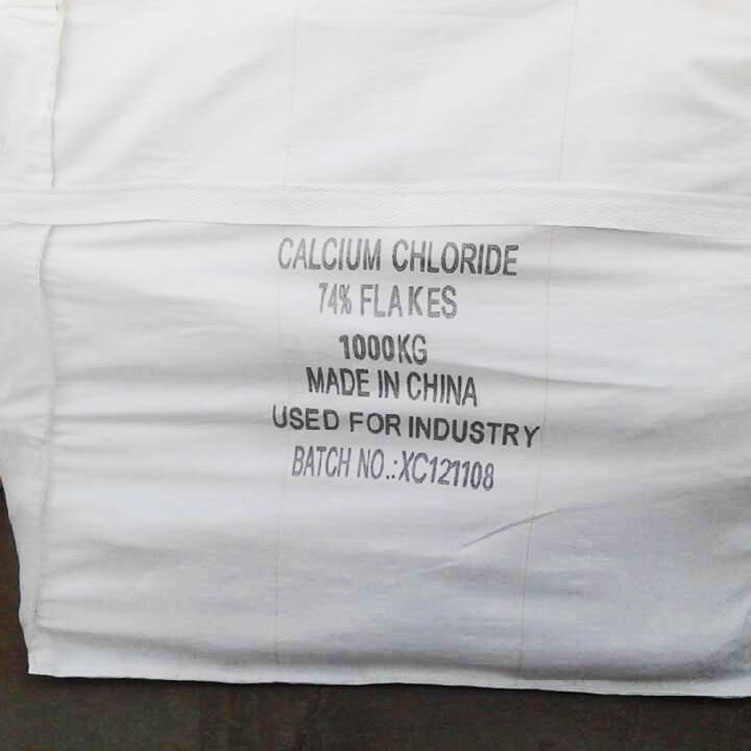 Raw Material Calcium Chloride In High Purity
