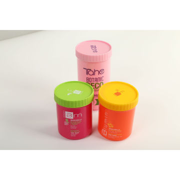 Cosmetic Jar for Hair Products
