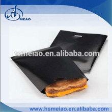 Set von 3 Premium, Non Stick Toaster Taschen