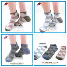 Cozy Baumwolle argyle Sock Custom Logo