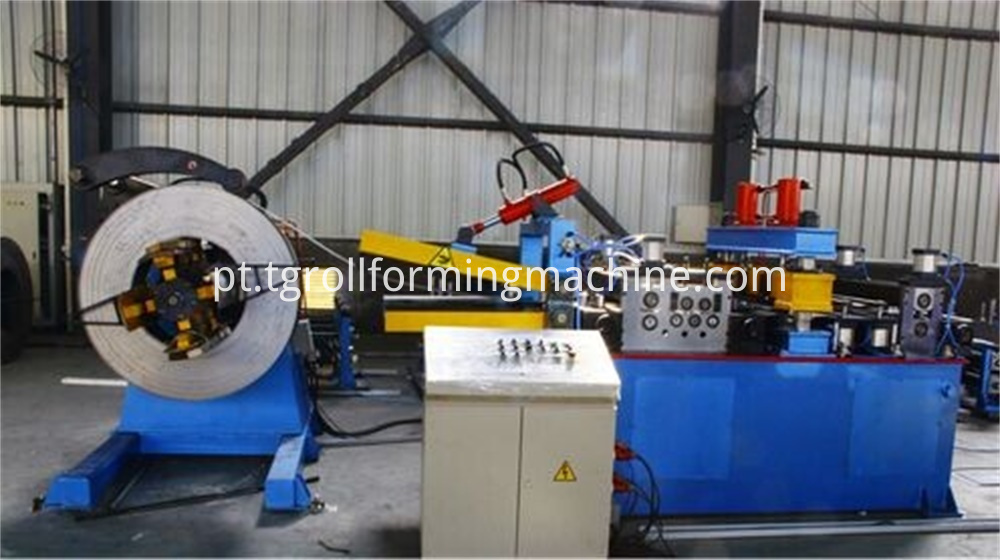 Storage System Roll Forming Machine