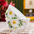 hot sale white ceramic bowl