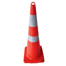 93cm Soft Flexible PVC orange road traffic cones