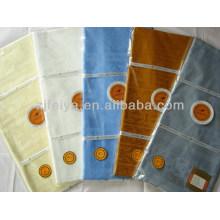Африканский ткань ткань Гвинея парчи Базен riche новое Прибытие 100% хлопок Жаккард Shadda 10 ярдов/мешок Оптовая цена