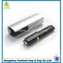 mejor venta de set de 2pcs negro highlighter pen