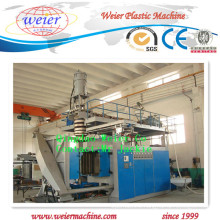 automatic hollow blow moulding machine