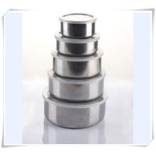 Boîte de préservation d'aliments en acier inoxydable Boîte isolée pour aliments